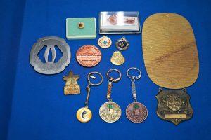 真鍮・銅製品の装飾品見本一例